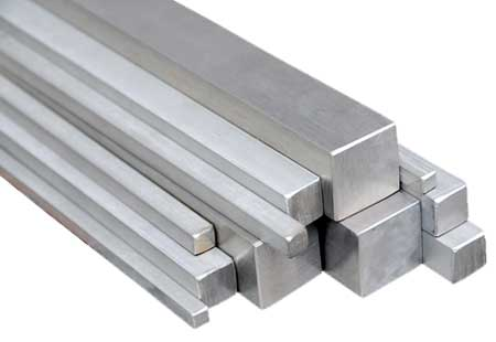 stainless steel solid square bar