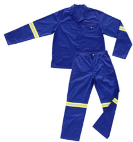 conti suit with reflective tape
