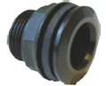 tank connector PVC